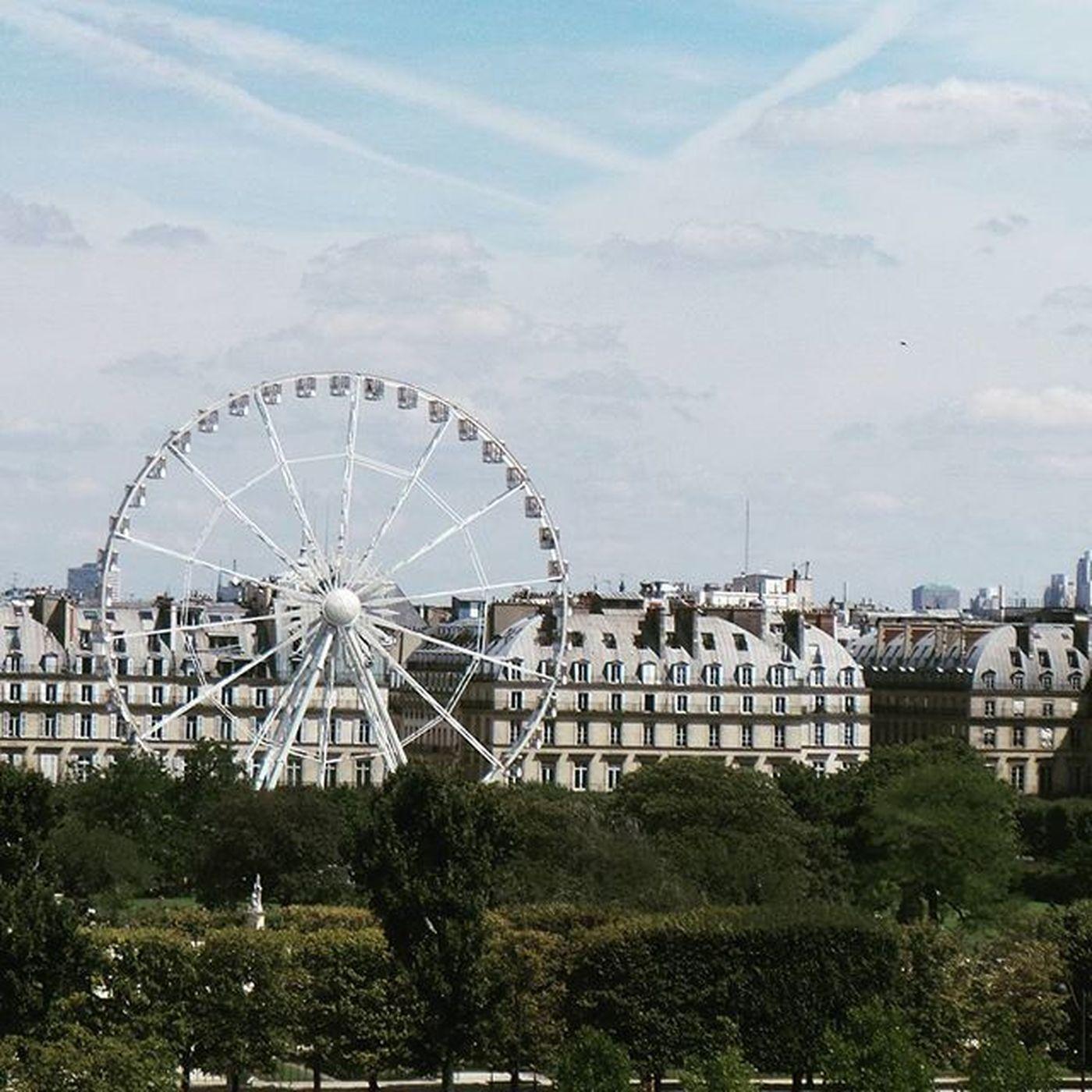 Pariseyes Tuileries Parisenjuillet Expediapic paris parisjetaime