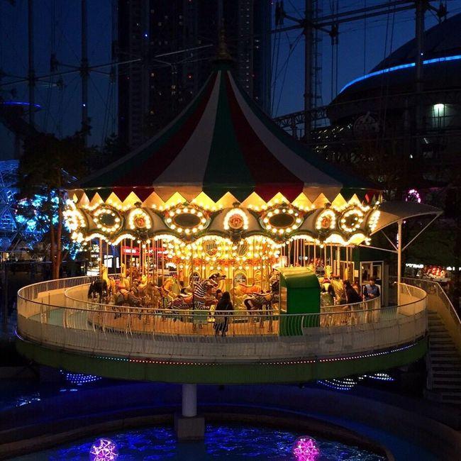 空中都市 Japan Hello World Relaxing Taking Photos Enjoying Life Amusementpark Merrygoround Shadow Happy Beautiful メリーゴーランド 遊園地 後楽園 EyeEm Best Shots