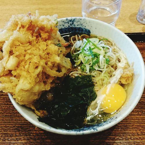 食べもの Foods Food そば 蕎麦 Soba Noodles Soba