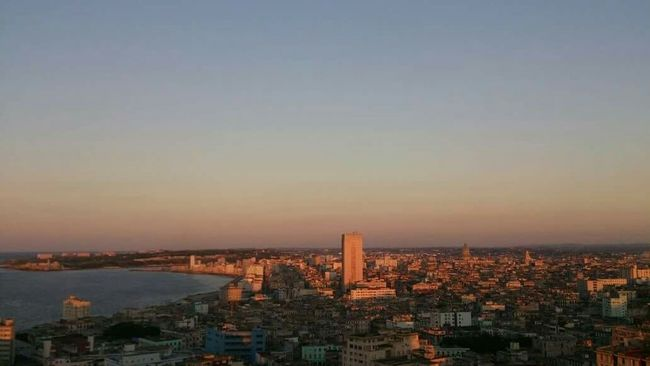 La Habana El Malecon