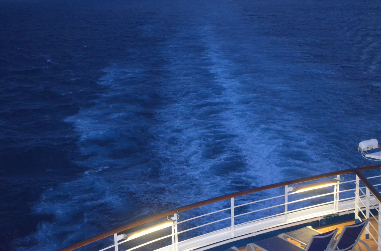 Enjoying Life Relaxing Carnival_magic Cruising Cruise Ship I Can't Think Of Another Tag