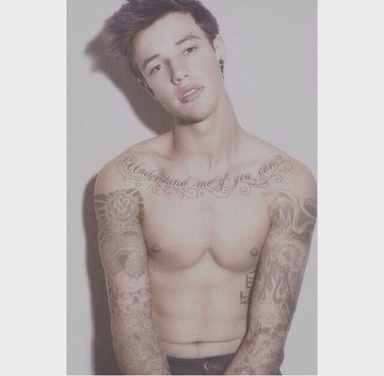 My husband can work anything thing . ? MCM Cameron Dallas