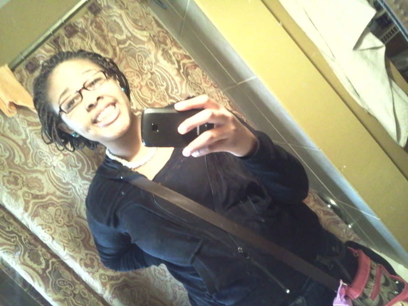 Just Got Homee .