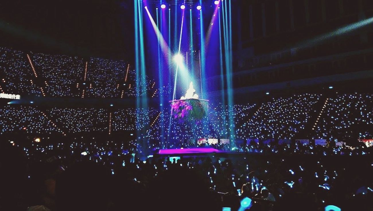 Hebe Konzert Taipei Arena