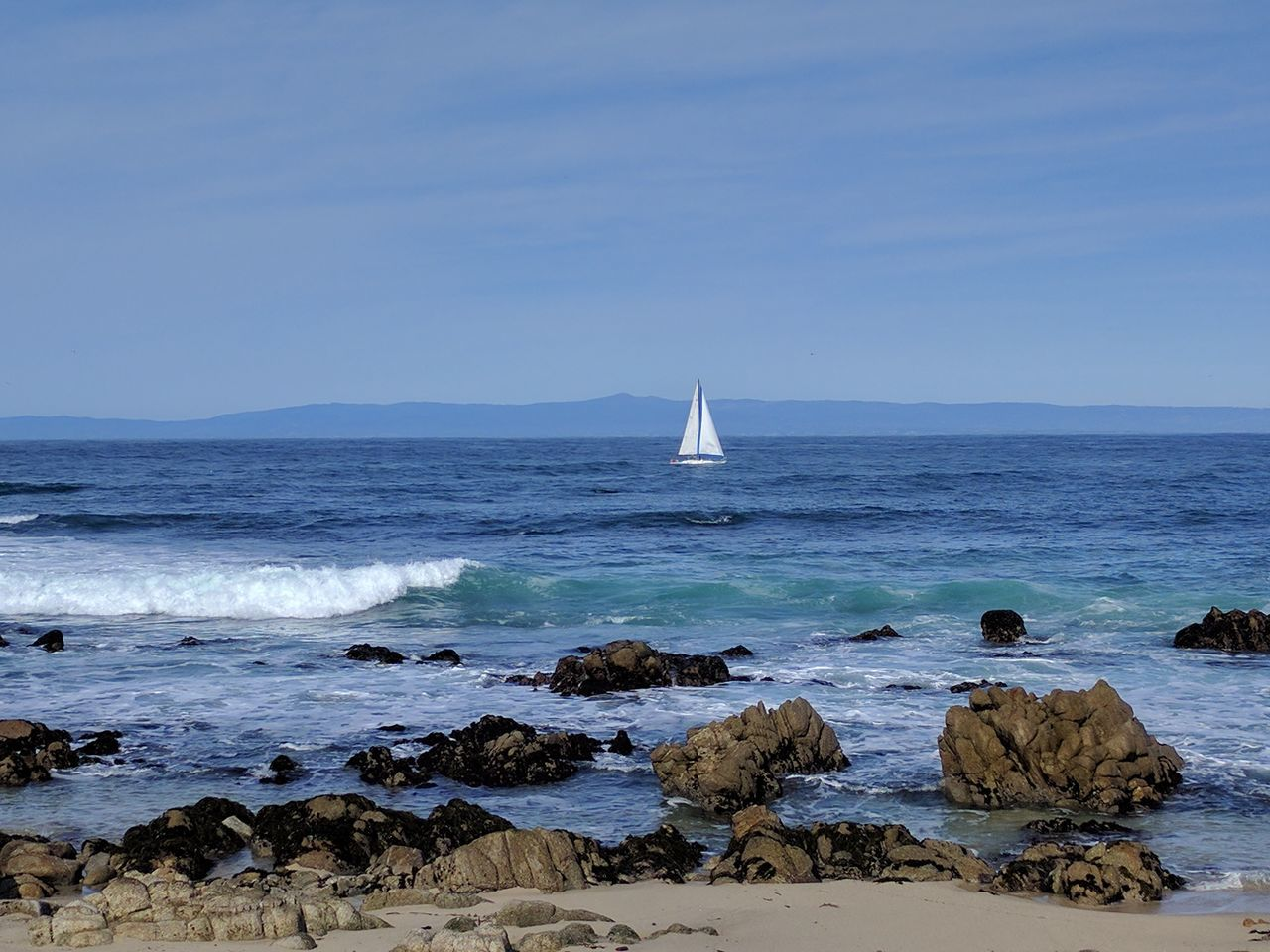 Sea Beach Nautical Vessel Horizon Over Water Sailboat Water Sailing Ship Vacations Sailing Outdoors Sand Day Sky Yacht No People Yachting Taking Photos From My Point Of View Relaxing Beachphotography Waves, Ocean, Nature