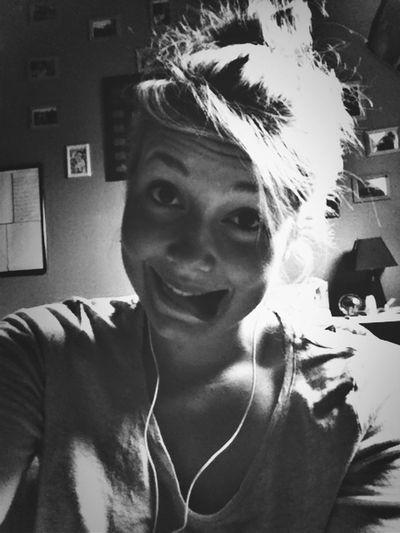 Be Happy Crazy Face Simplicity.