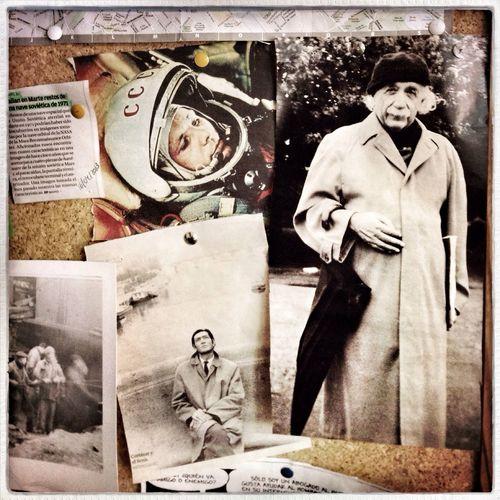 Julio Cortázar Albert Einstein Gagarin Shootermag