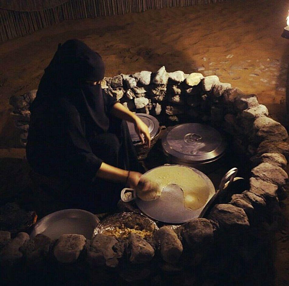 Telling Stories Differently Dubai Desert Reserve Bread Dinner