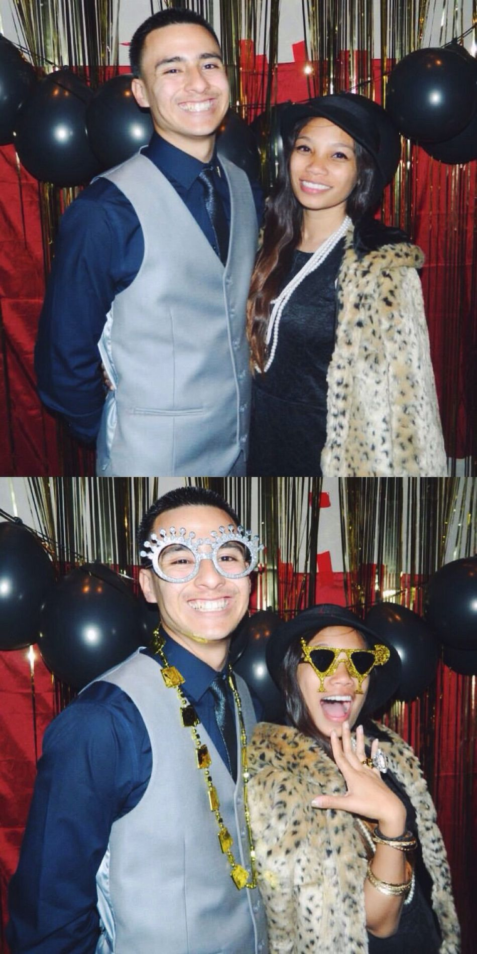 The best date I could ask for :) Casino Night Roaring 20s SHPE Love Life