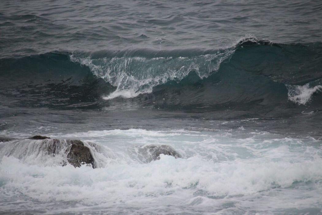 Ocean Rocks And Water Waves, Ocean, Nature Ocean Waves Hits The Rock Waves Crashing Beachphotography Sea Life