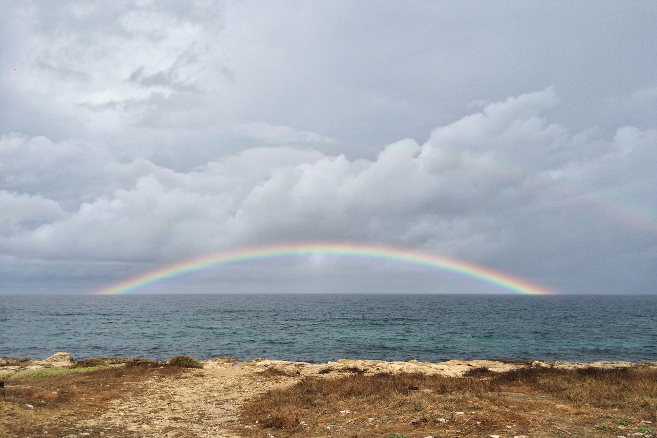 Rainbow Wow!! Beauty In Nature Enjoying The View Rainbow Bridge Awesomeness