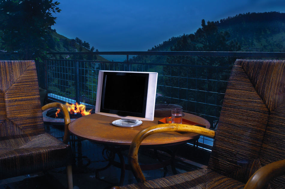 Beautiful stock photos of television, Architecture, Armchair, Balcony, Beauty In Nature