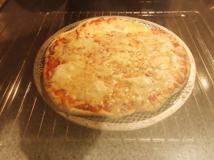 Homemade Pizza Oven Pizza Food And Drink Food Indoors  Still Life Freshness Indulgence No People Close-up Homemade