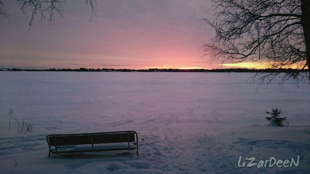 Sit to watch sunrise First Eyeem Photo