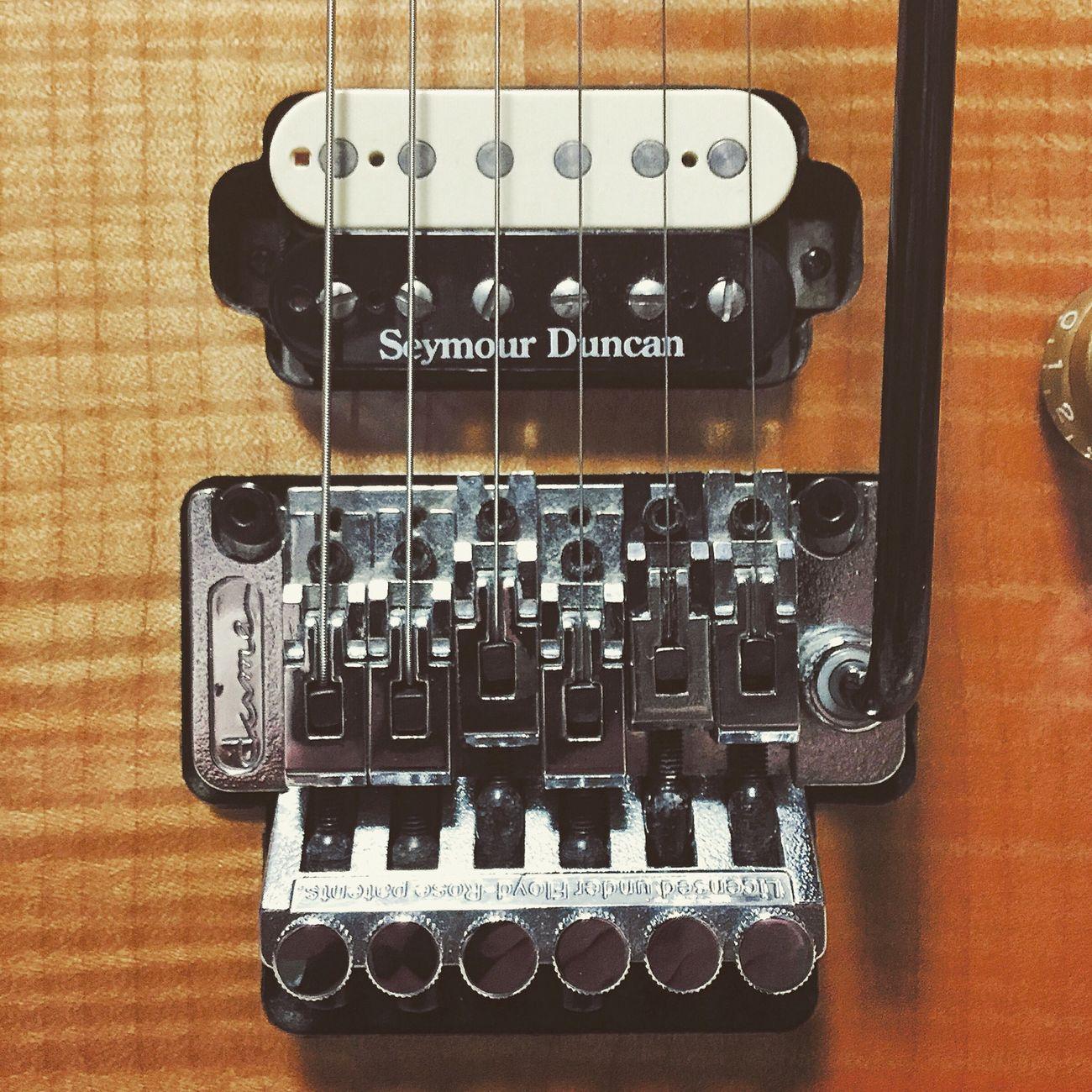 My Guitar Guitar Seymour Duncan Dame