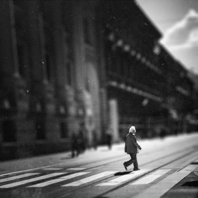 The best road to progress is freedom's road. John F. Kennedy Monochrome Streetphoto_bw Stopping Time Shootermag
