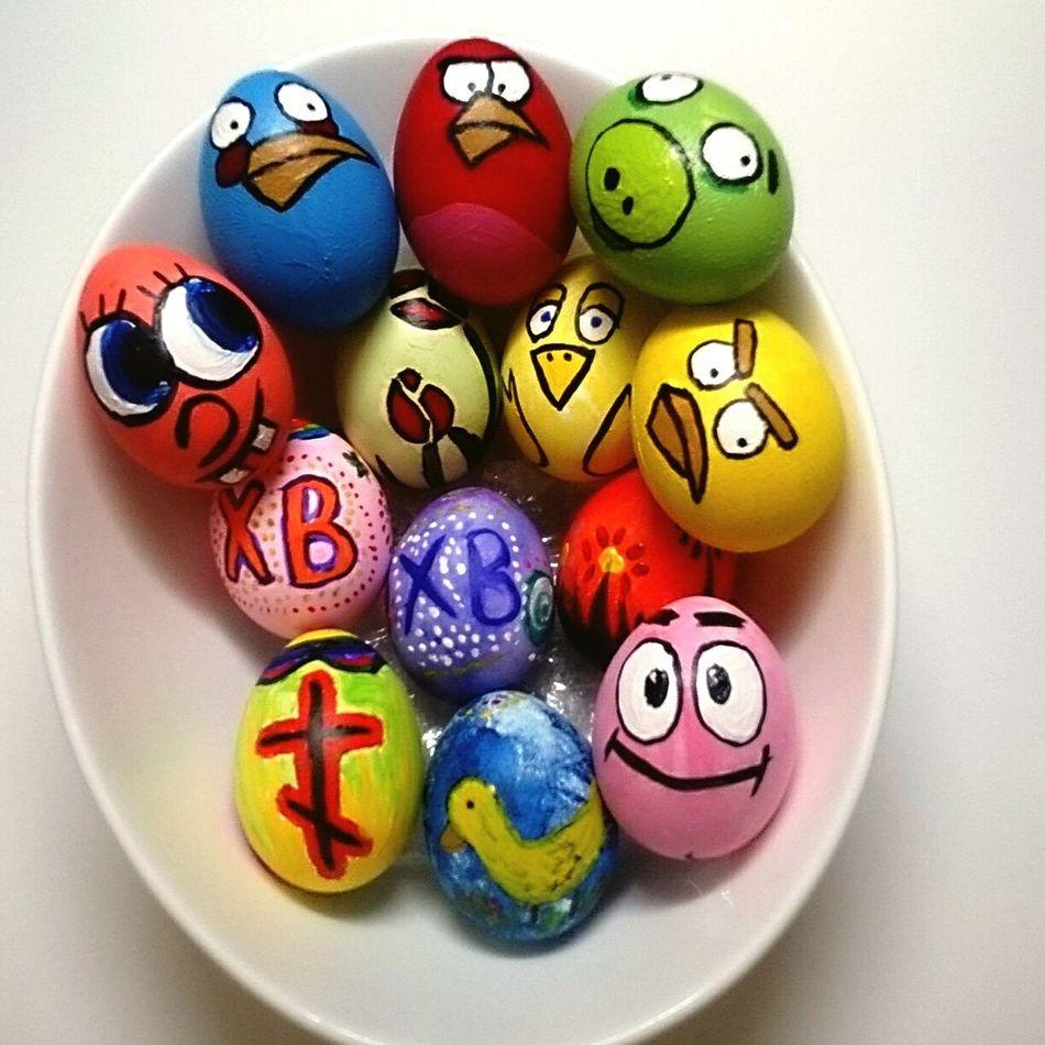 пасха красимяйца яйца пасхальные_яйца Egg Arts Egg Hand Made к Пасхе готова Colorful Easter Eggs