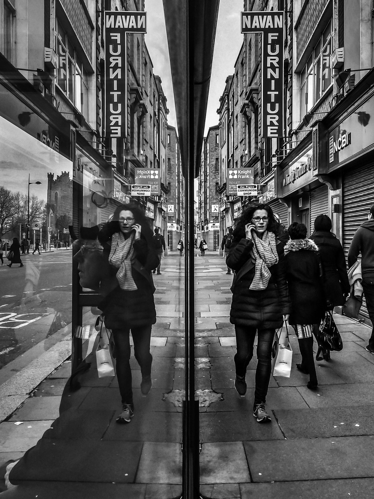 IPSCity Finding The Next Vivian Maier EyeEm Best Shots - Black + White Streetphoto_bw EyeEm Dublin