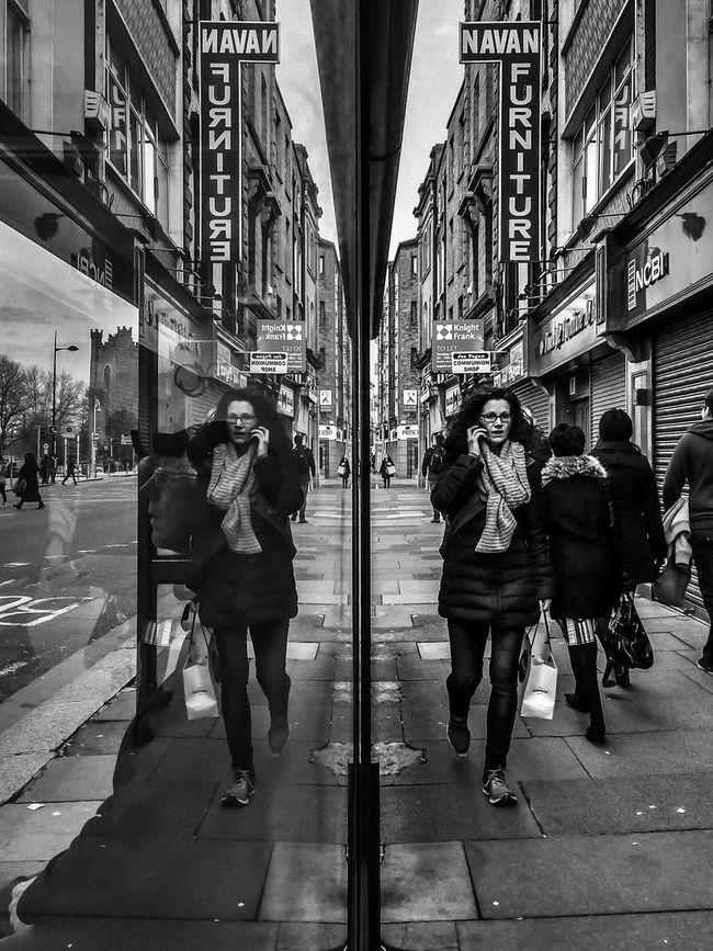 IPSCity Finding The Next Vivian Maier EyeEm Best Shots - Black + White Streetphoto_bw EyeEm Dublin