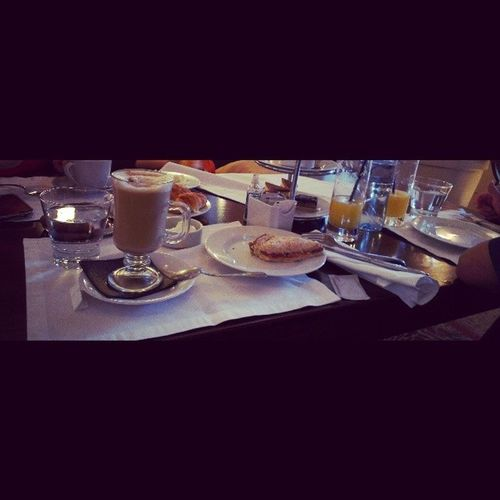 Brunch with my Cousin in Hayatthotel , Mendoza !