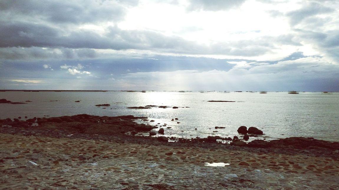 ทะเลอ่างศิลา จุดชมวิวของพิพิธภัณฑ์ ชลบุรี Sea First Eyeem Photo