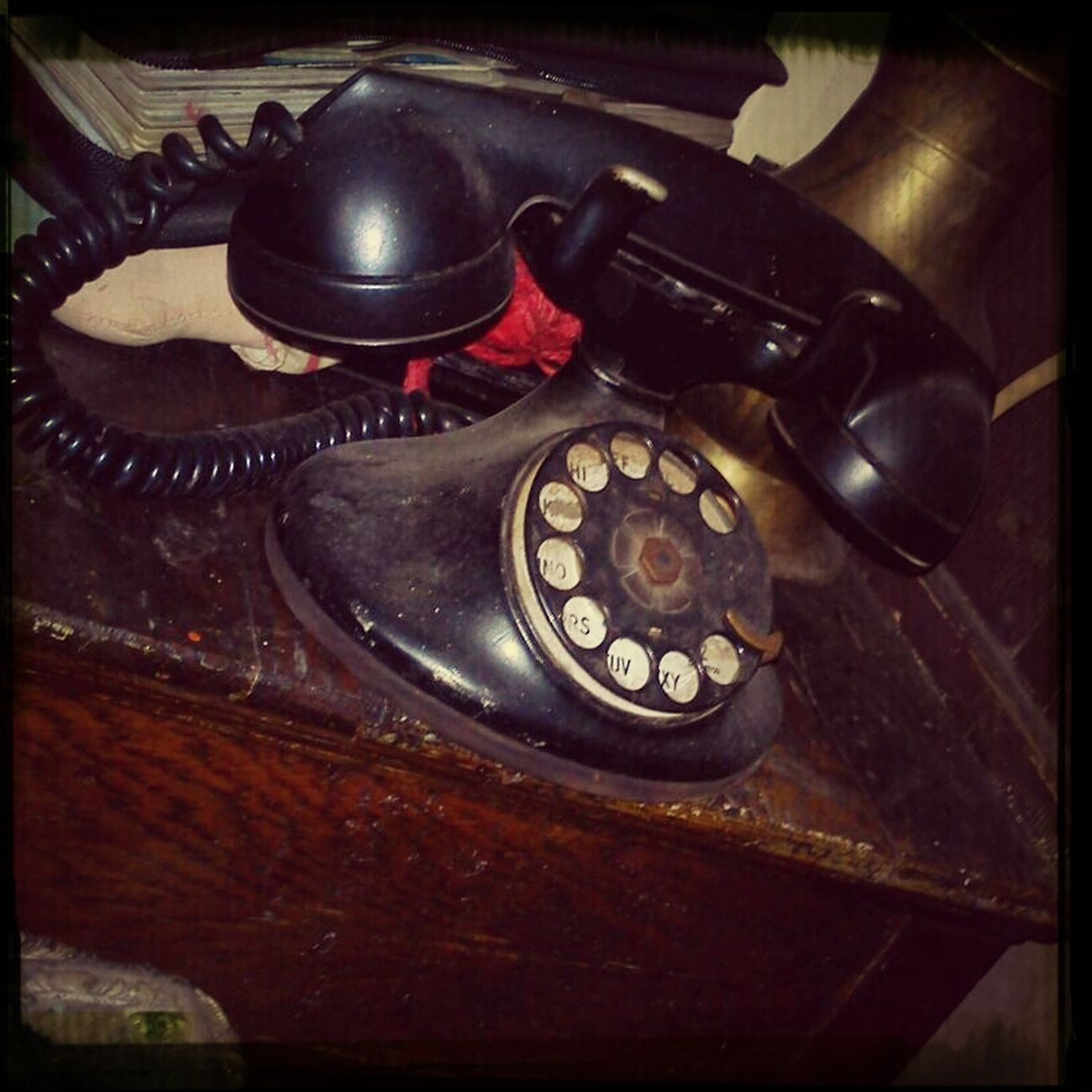EyeEm Vintage Telephone Phone EyeEm Masterclass Oldie  Eye4photography  Out Of Date Dial Phone