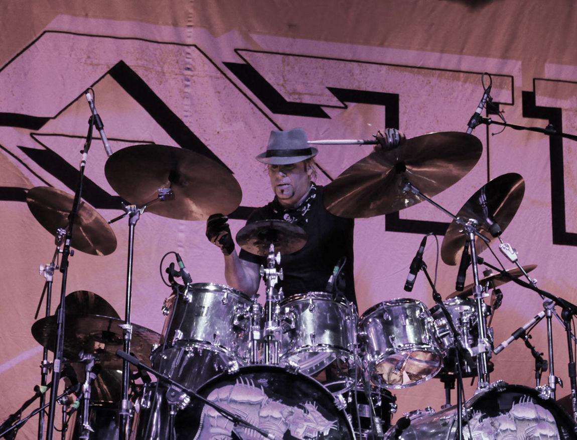 80's Rock Blotzer Concert Concert Photography Drummer Drumming Drums Music Ratt The Portraitist - 2016 EyeEm Awards The Photojournalist - 2016 EyeEm Awards