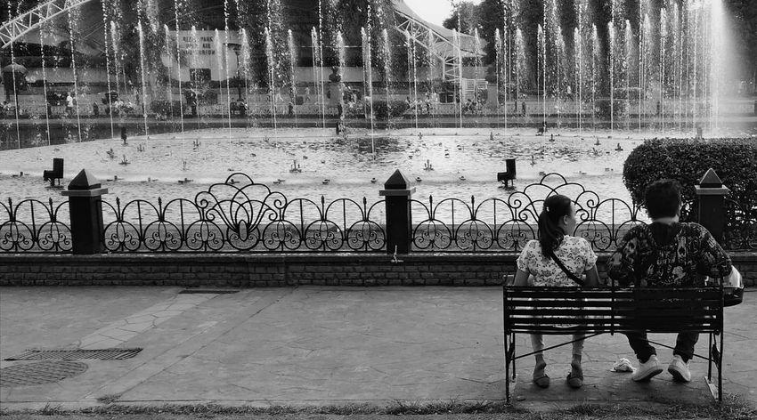 Eyeem Philippines Love Fountain Luneta Park RizalPark Pinoystreetphoto Philippines