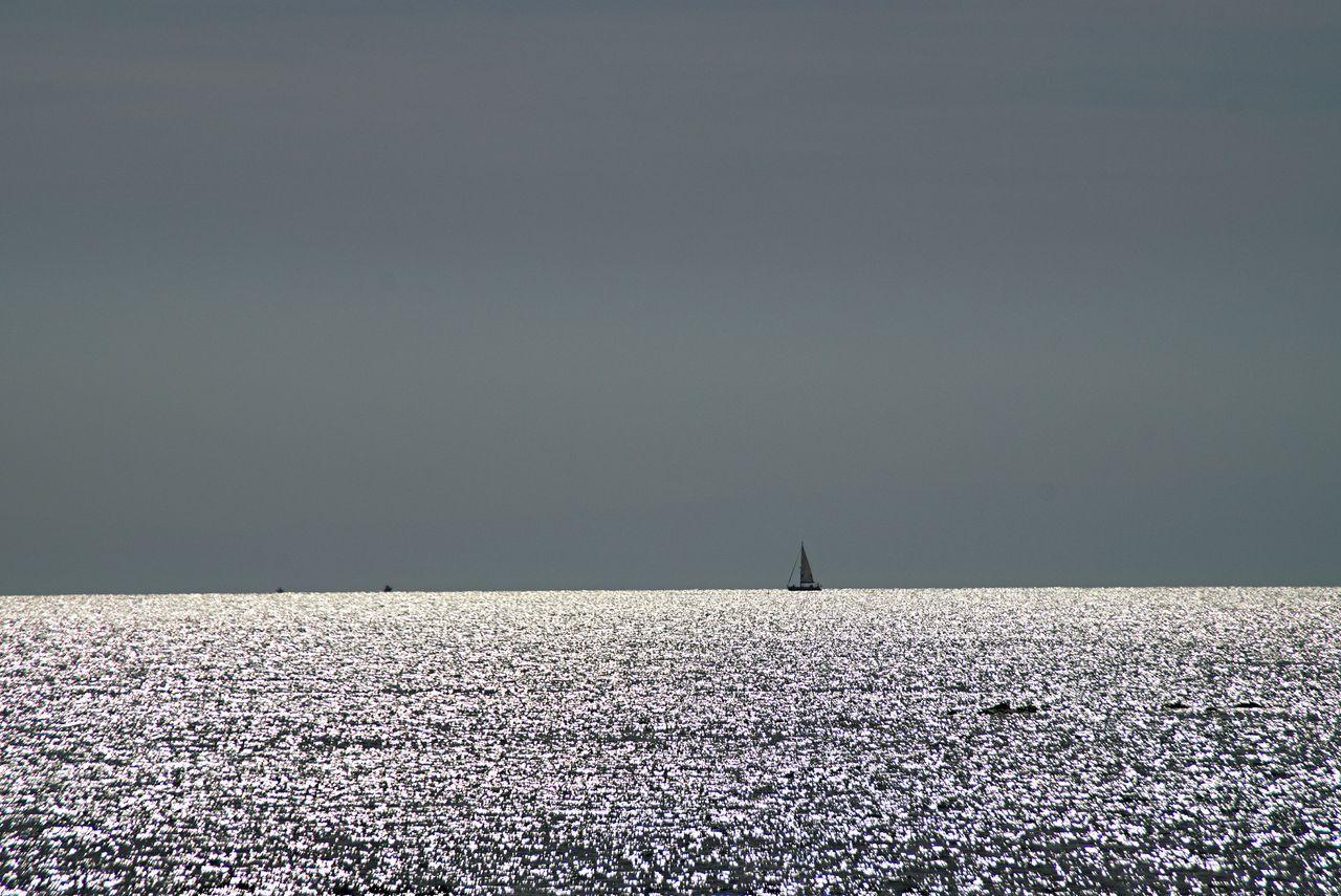 Sea Seascape Photography Seastars Boat Mare Sky Light Lightsea