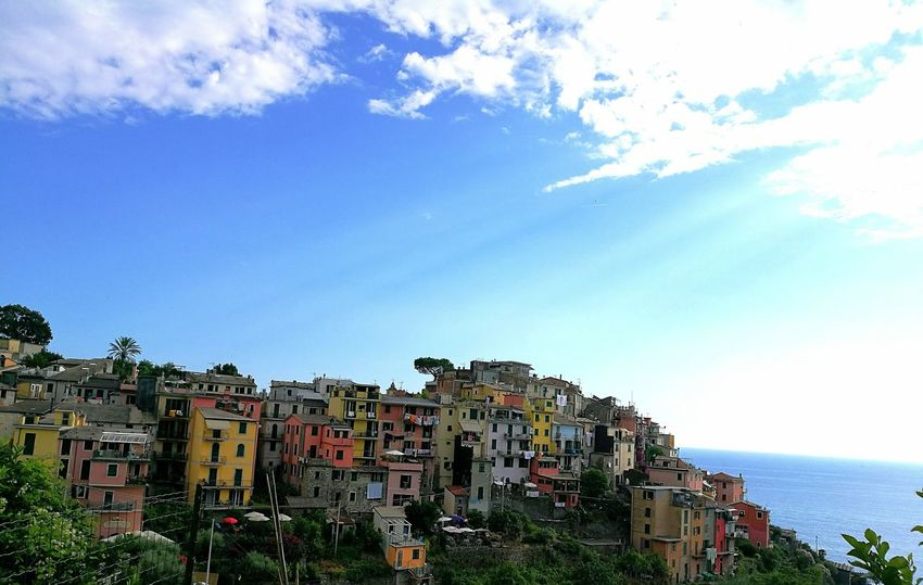 Color Of Life Cinque Terre Italy Houses Wanderlust Travel Colors Happiness Joy Livingthedream