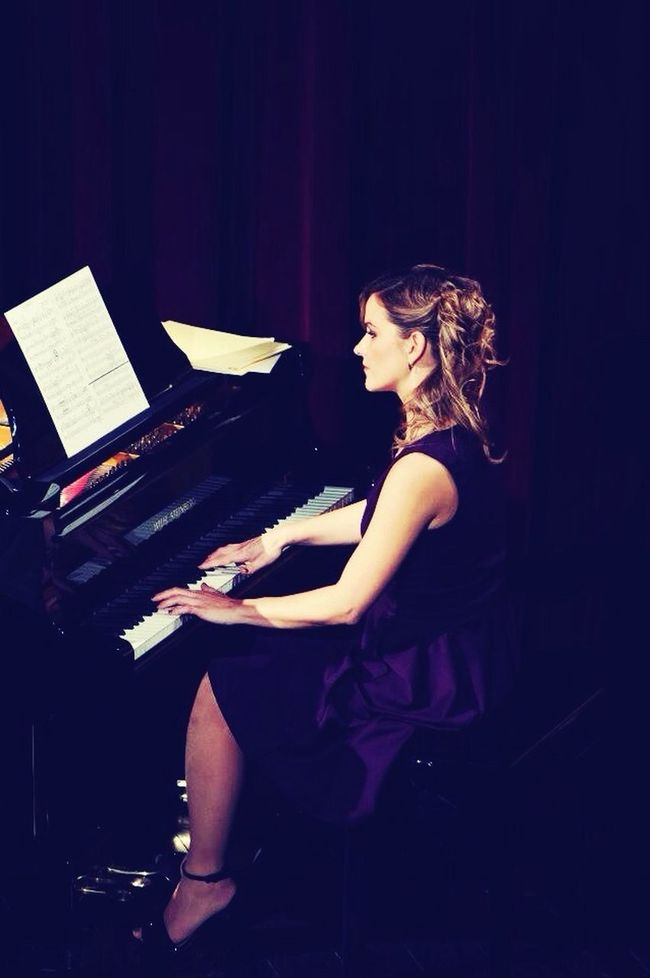 The Piano Player Pianist International Day Of Charity Sept.5 Charity Concert