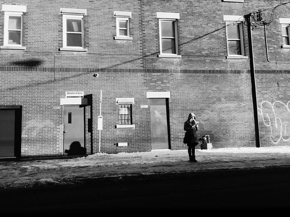 Enjoying Life Blackandwhite Streetphotography Life In Motion