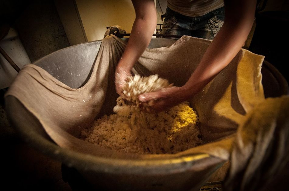 Capturing Movement Cheese Children EyeEm Italy Hands At Work Homemade Italian Food Italy Lifestyle Making Cheese Mountains Piemonte Reportage Photography In Motion