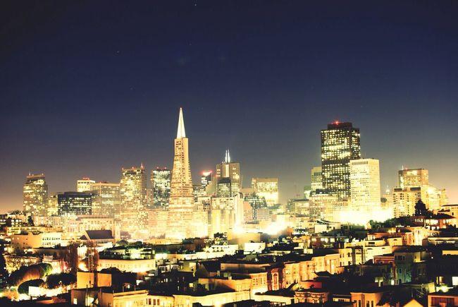 The Architect - 2014 EyeEm Awards Nightshot Night Lights Citylights