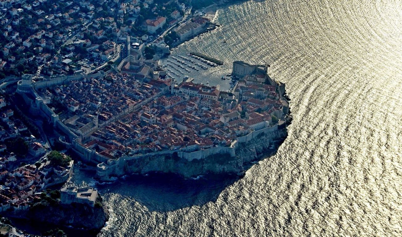 Dubrovnik morning golden hour Eye4photography  Landscape Nature Architecture Amazing architecture
