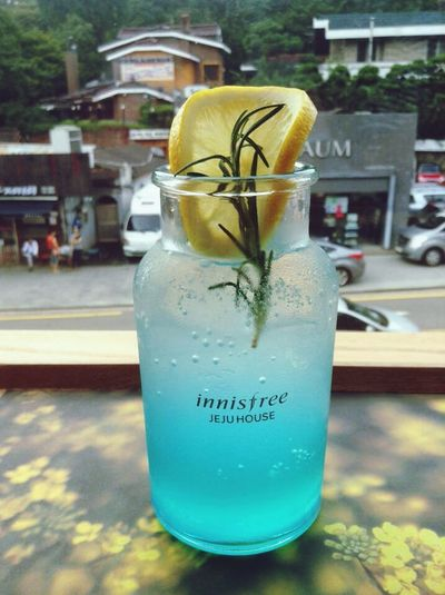 Drinks Sunmmer Lemon