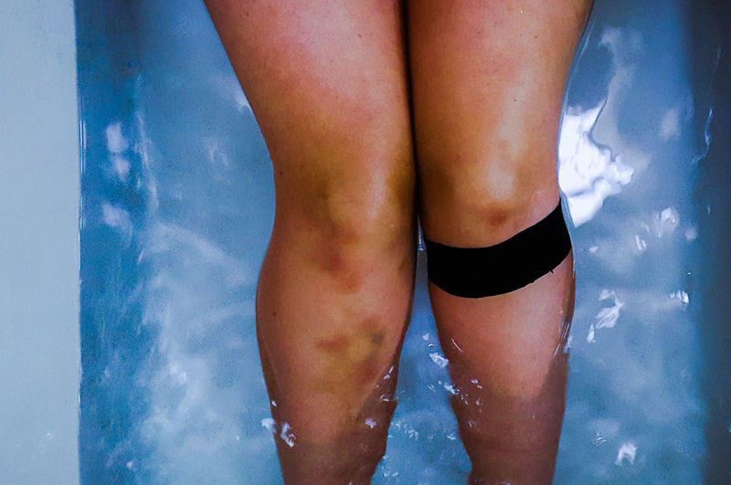 EyeEm Selects Low Section Human Leg Human Body Part Water Adult Midsection People