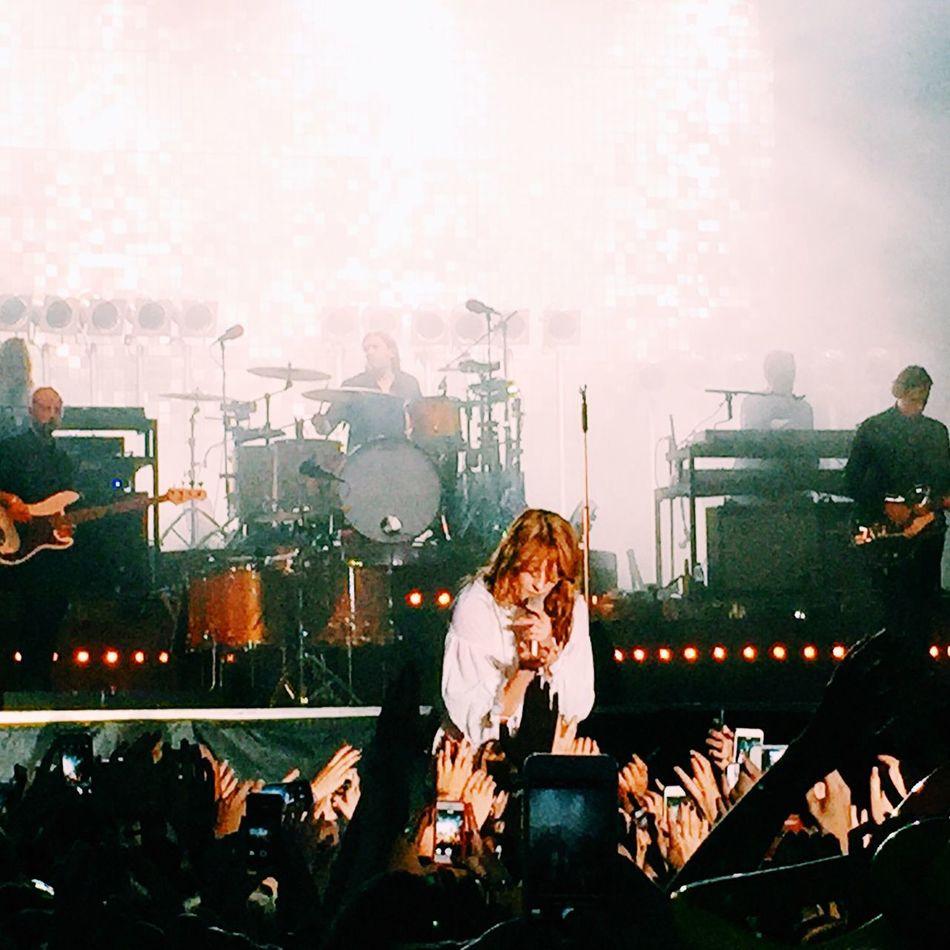 Capture The Moment Florence + The Machine Wayoutwest Festival Magic Music Gothenburg Sweden
