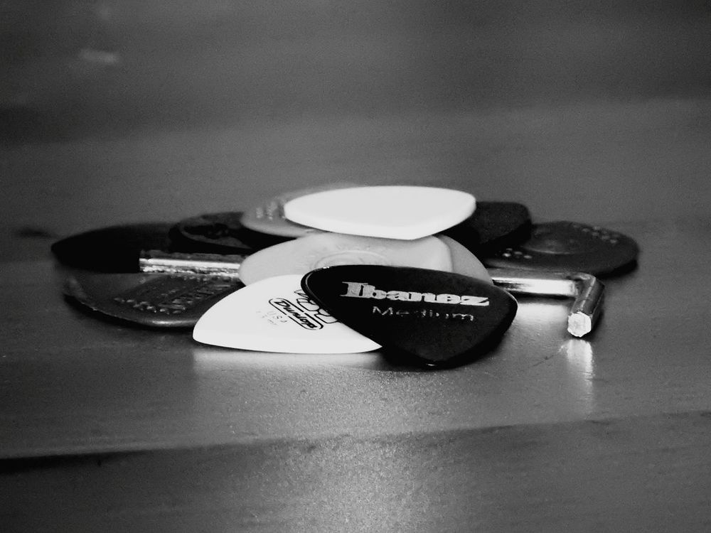 Guitar Picks Blak And White Pick Taking Photos Ibanez Music Music Is My Life Musician Musicians Music Photography  Music Time Music Is Life D'Addario Musicphotography Musiclover MusicIsLife Studio Home Studio Hello World That's Me Check This Out Enjoying Life Cheese! I'm Loving It. Dunlop