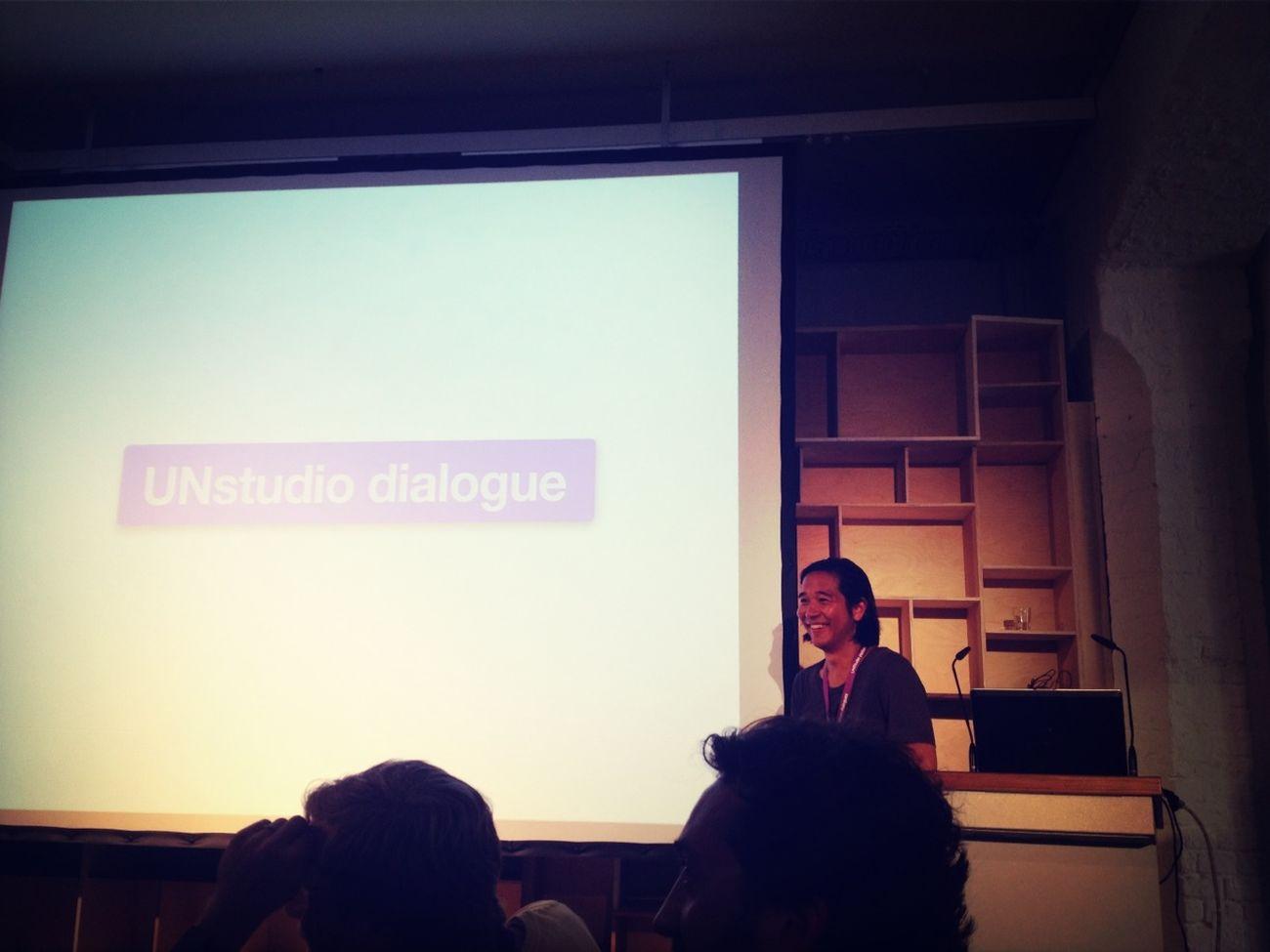 UNstudio Dialogue