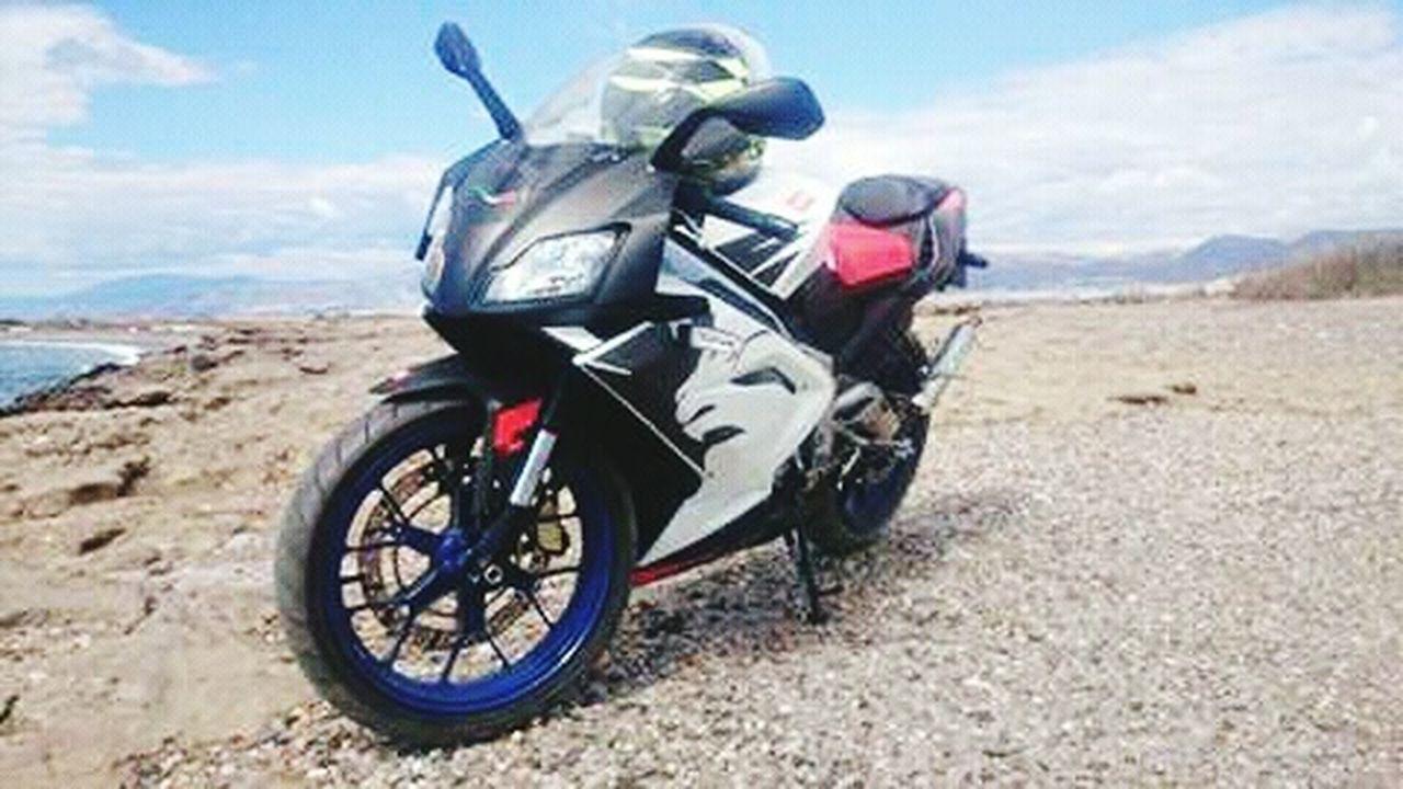 Moto Apriliars125 Aprilia