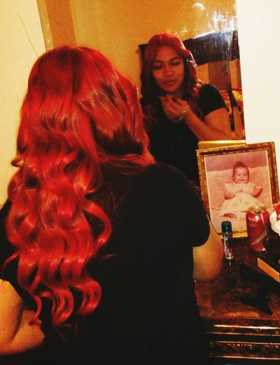 Red head dont care ... strawberries Redhead One Person One Woman Only One Young Woman Only Seductive Goddess