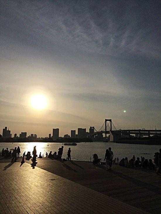 Photo By Taqmi Happy Peace Sun
