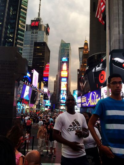 Time Square, New York New York