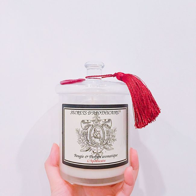 Scented Candle Sensational Love ♥