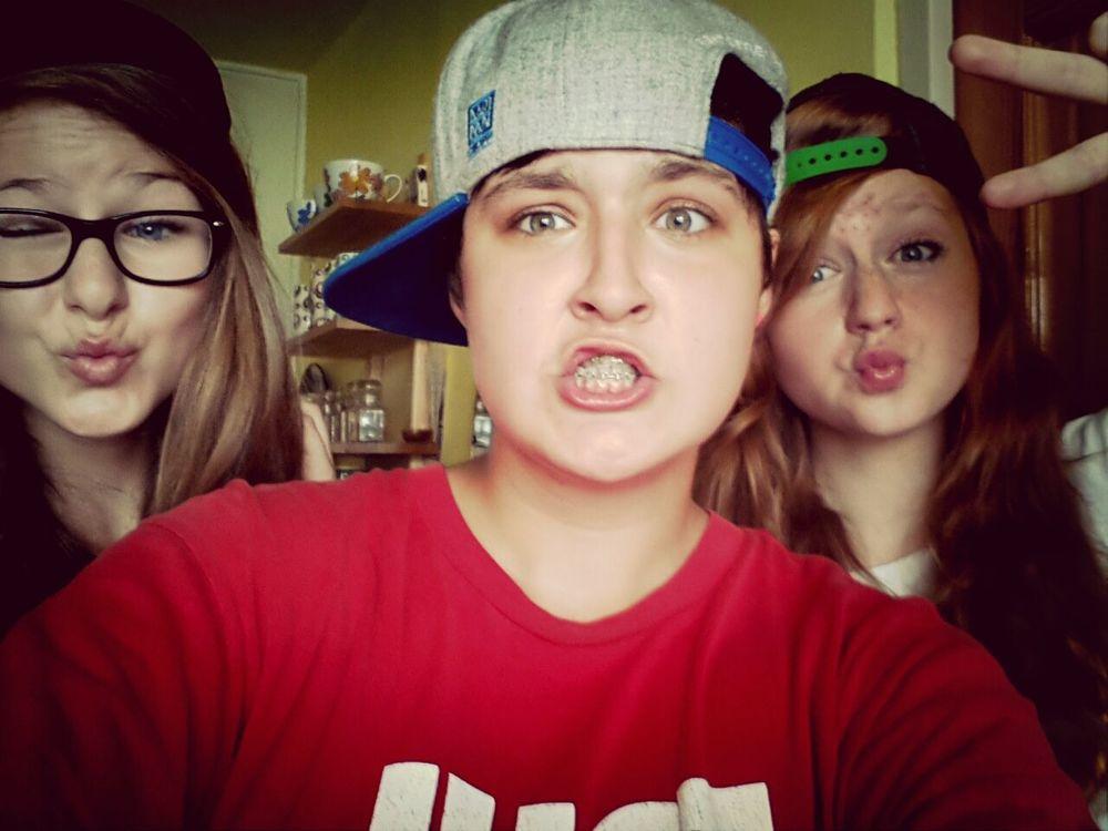 my beautiful friends:3