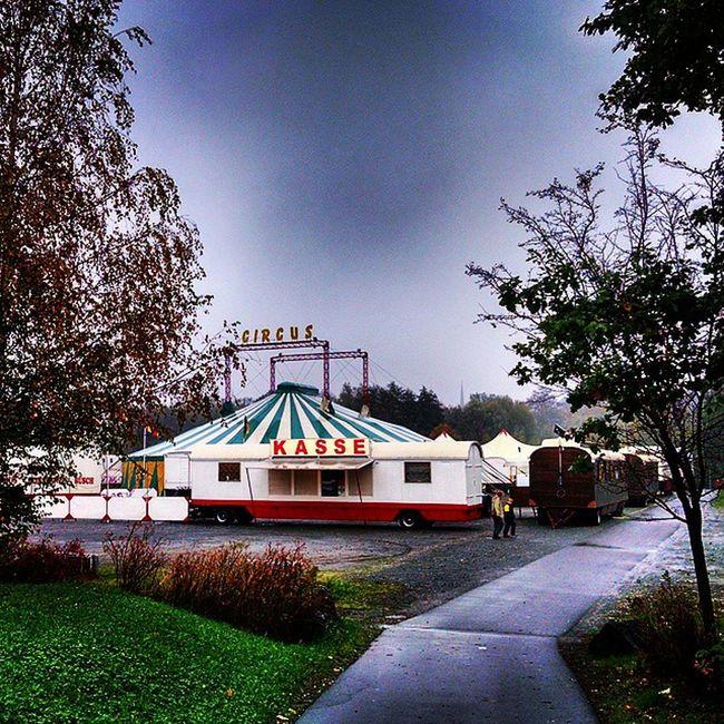Circus Freiberg Saxony Sachsen Ig_deutschland Ig_germany Ig_europe Insta_international Insta_europe RainyDay