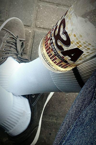 Shoe Human Leg People Beer Socks Long Socks Legs Relax Russia Россия лмд Lmd лакиМираж LakiMirazh Vintage модно алкоголь Alcohol Retro Styled Food And Drinks Boy Tube Socks гольфы ноги отдых
