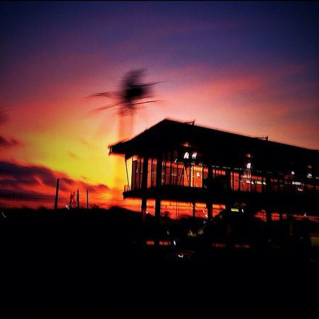 Sunset blur Saopaulo Good Morning!!! ☀☀☀