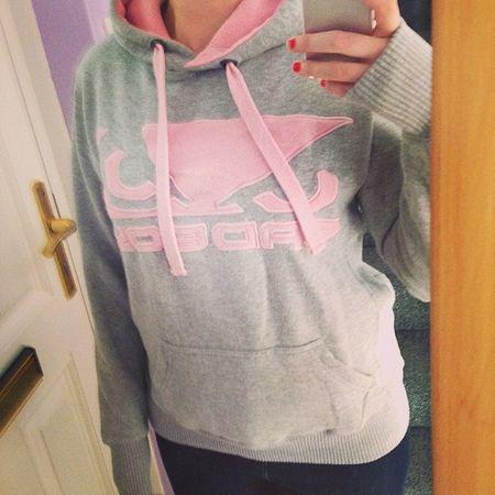 Jumper day ! Badboy Pink Comfort